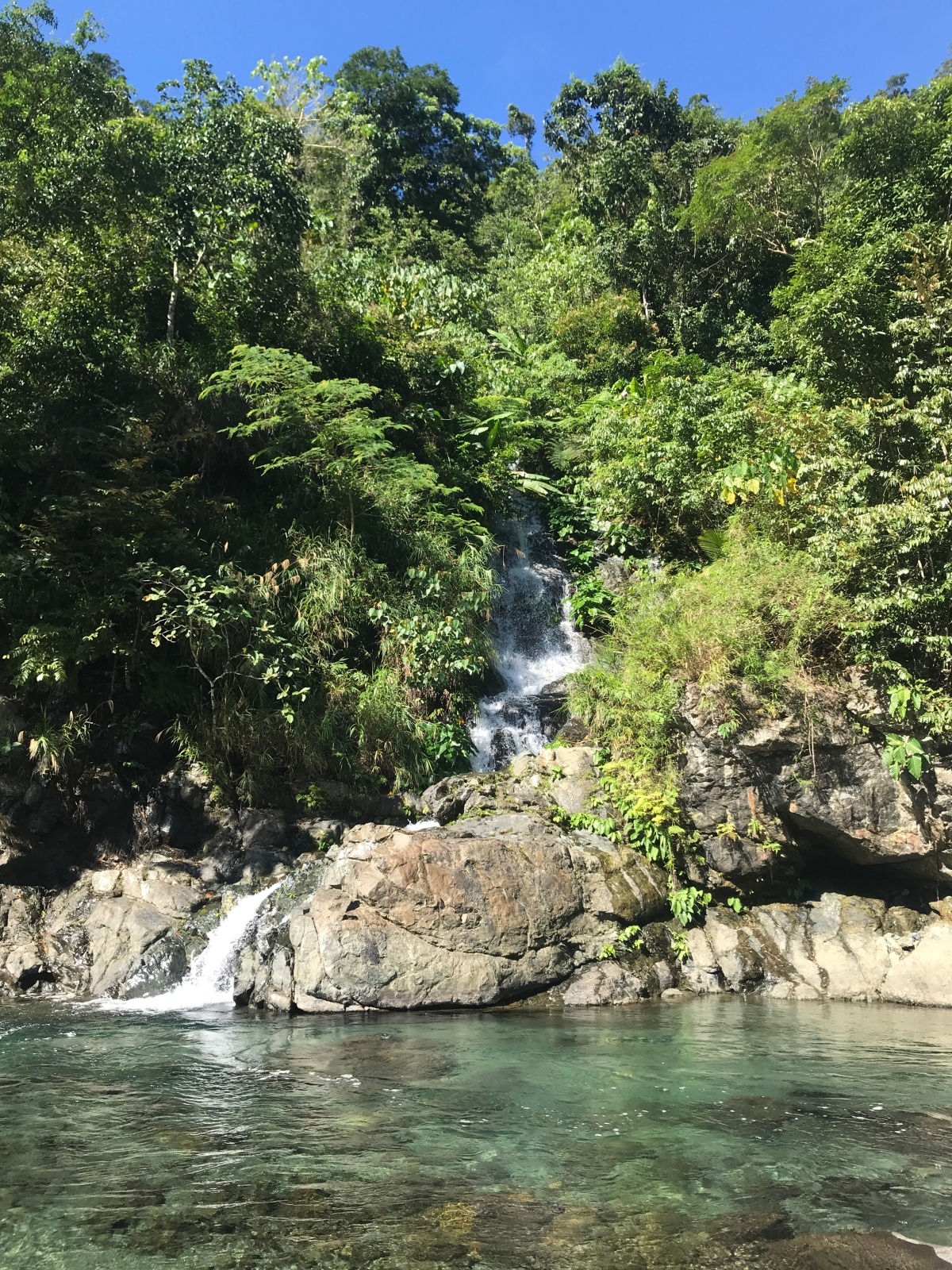 Diteki Falls