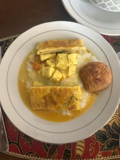 Javanese Breakfast