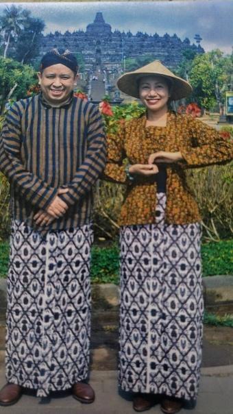 Javanese costumes