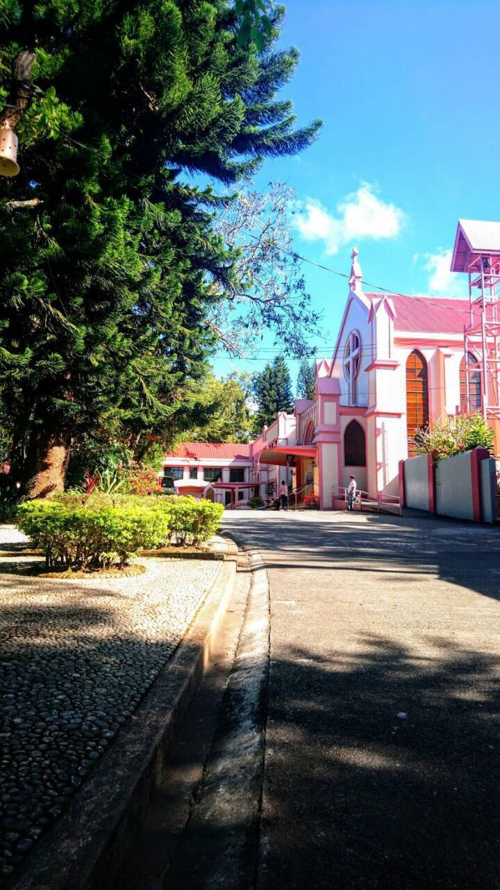Pink Sisters' Convent