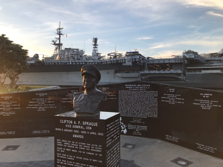 Clifton A.F Sprague memorial