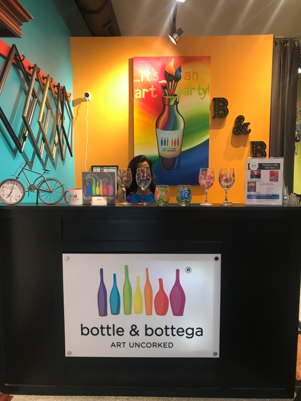 Bottle and Bottega, Park Ridge IL