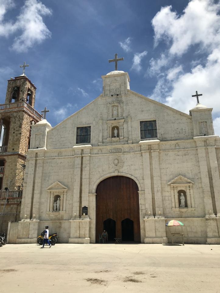 Church in Bantayan