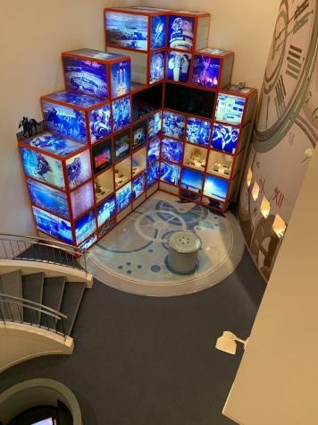 Inside the Matsumoto Timepiece Museum