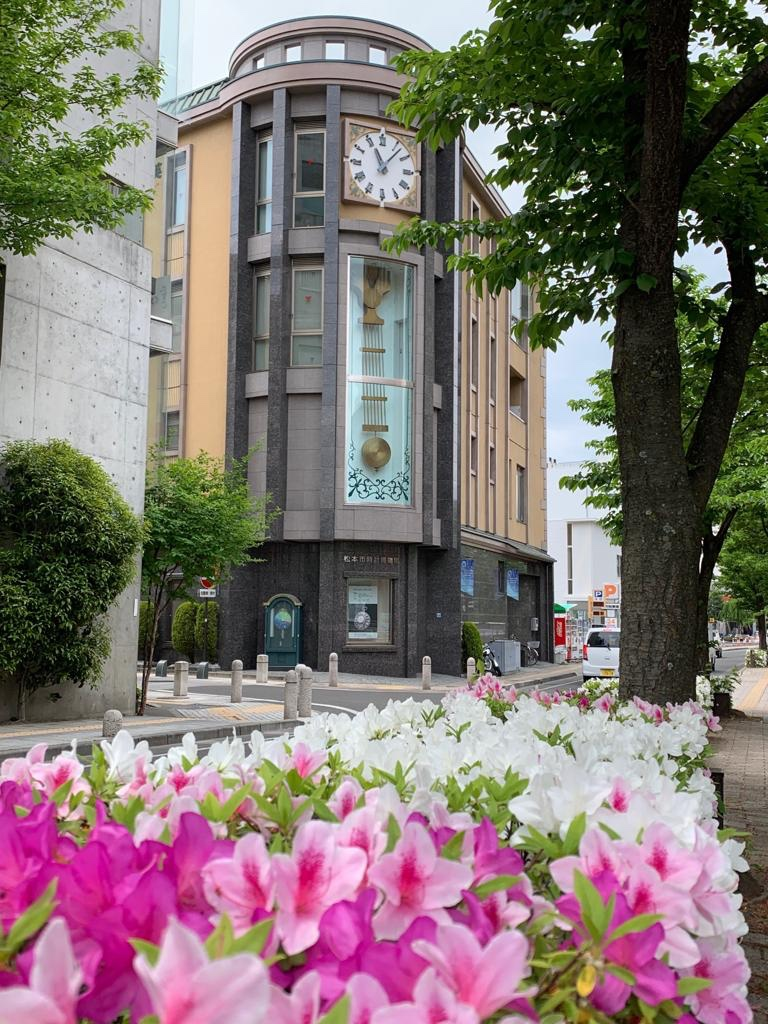 Largest pendulum clock in Japan