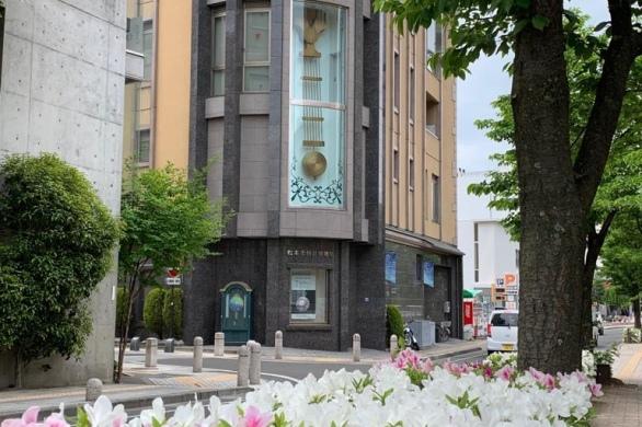 Largest pendulum clock in Japan