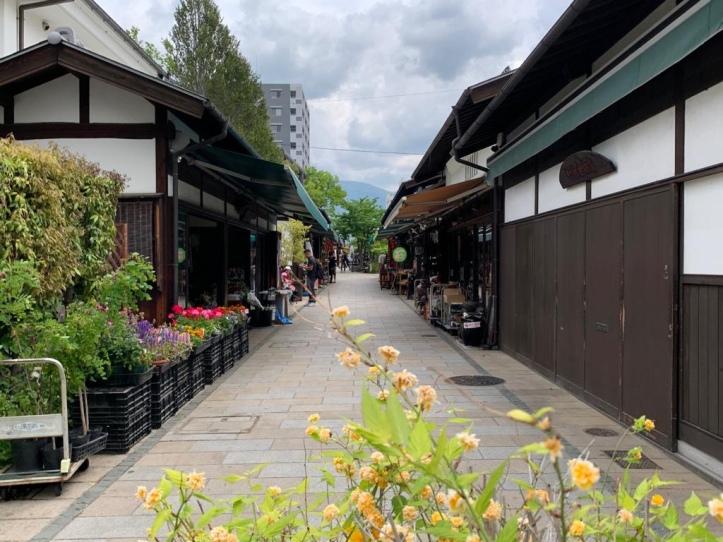Nawate Dori, Matsumoto