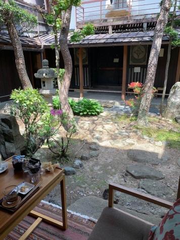 Cafe Ao garden view
