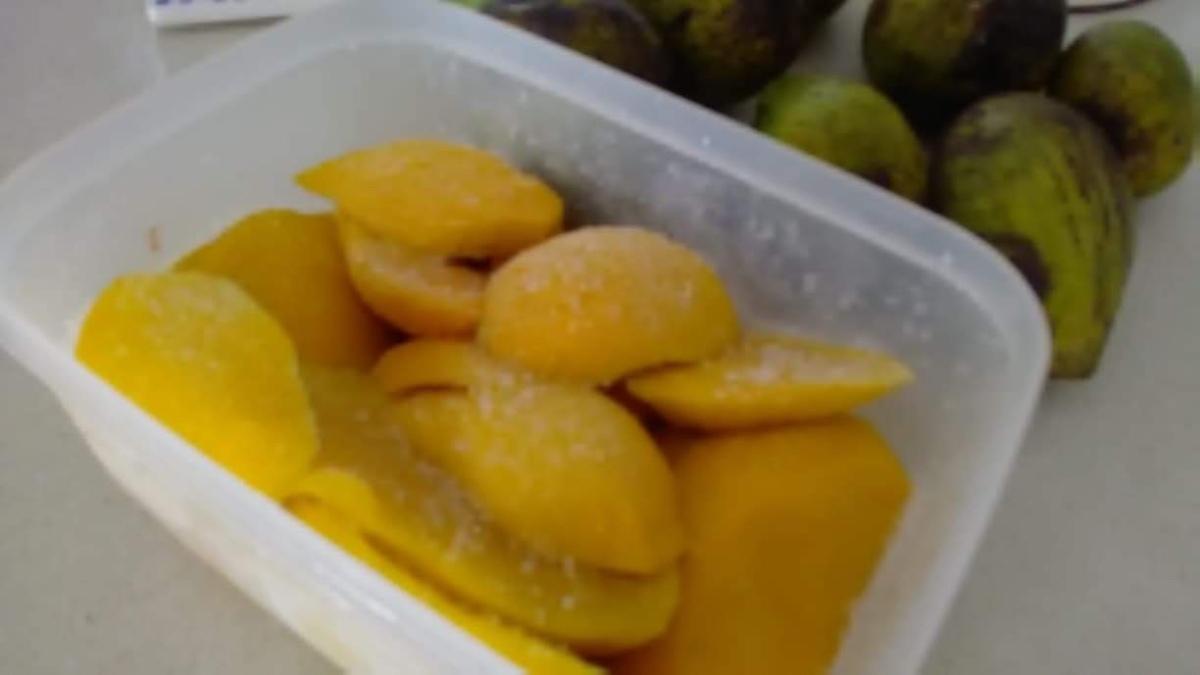 Mangoes galore