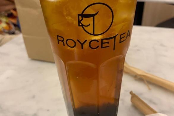 Royce iced tea