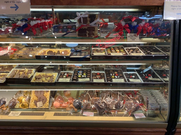 Various confectionery