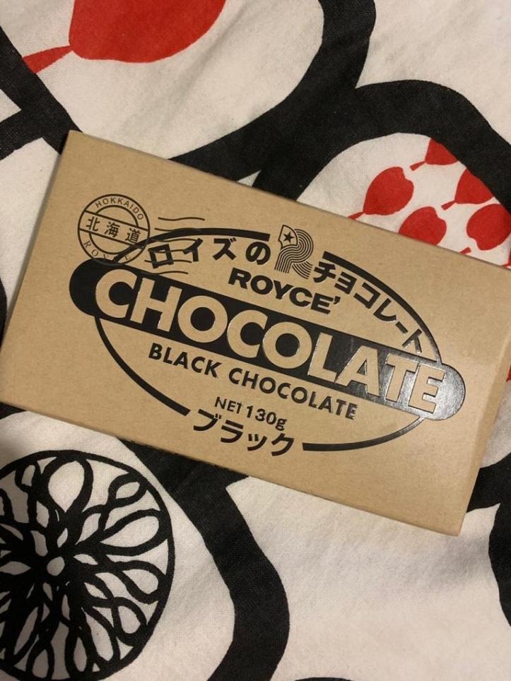 Royce Black Chocolate