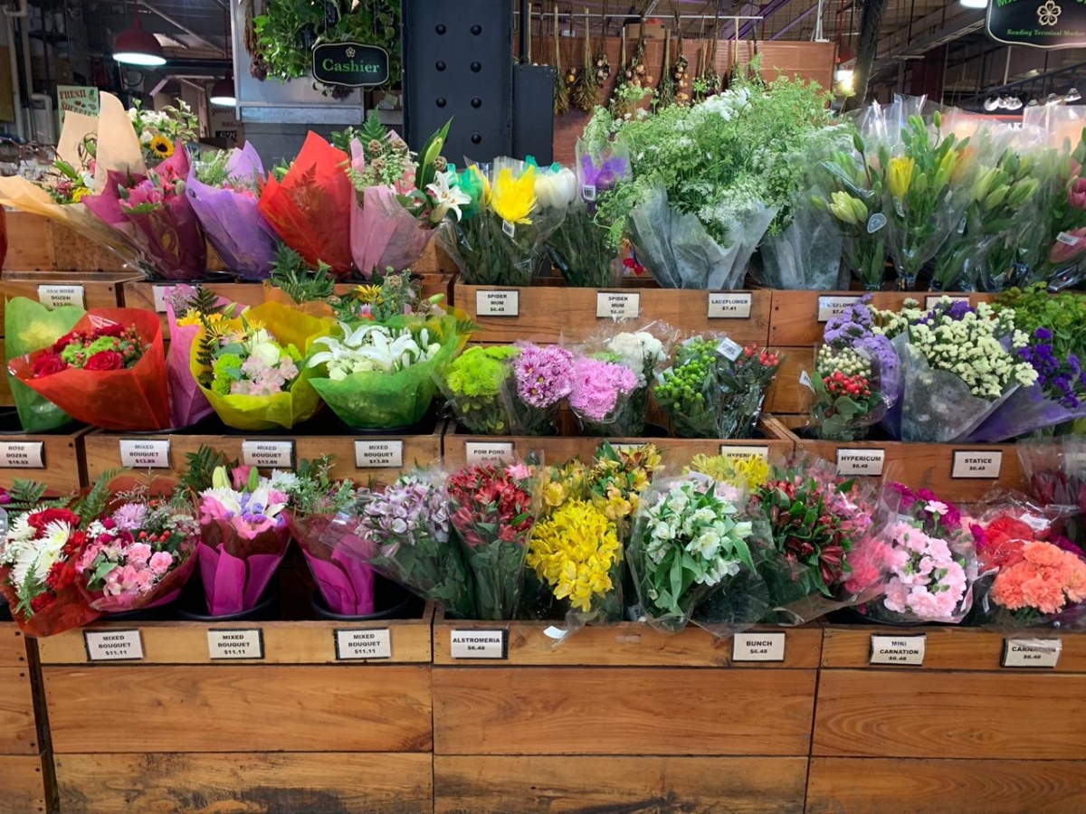 Fresh lovely flowers