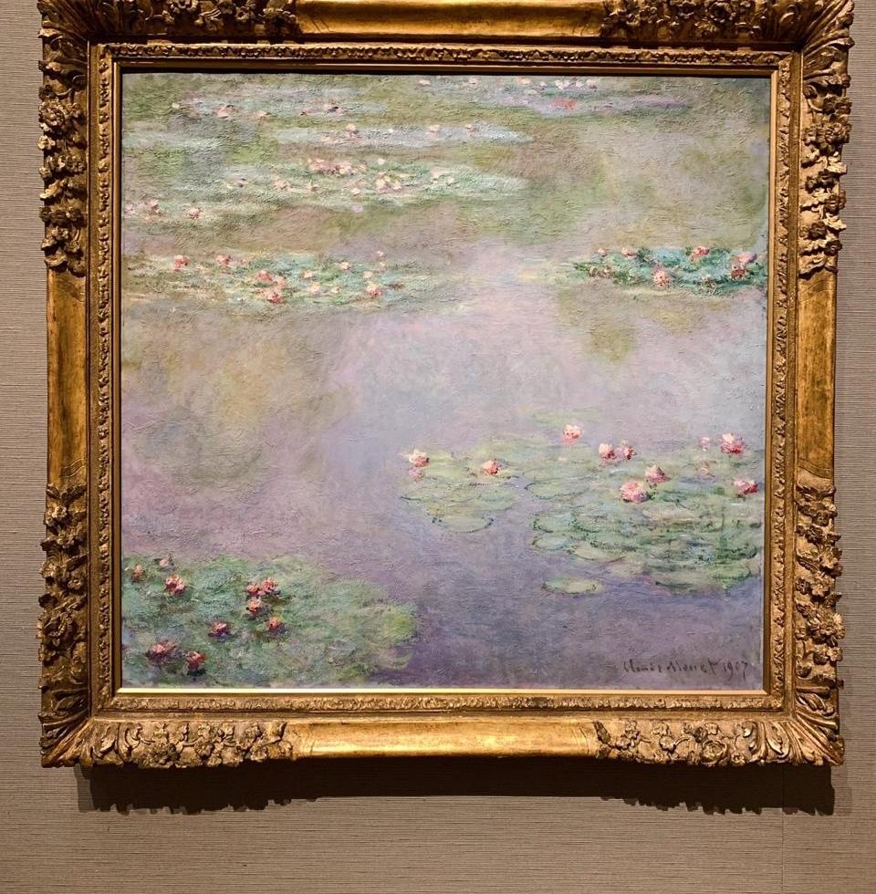 Water Lilies, Monet