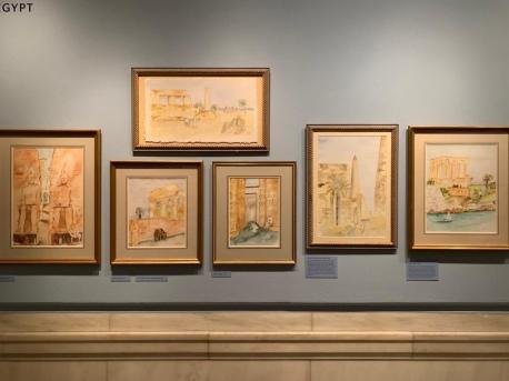 Art work of Egypt, NYPL