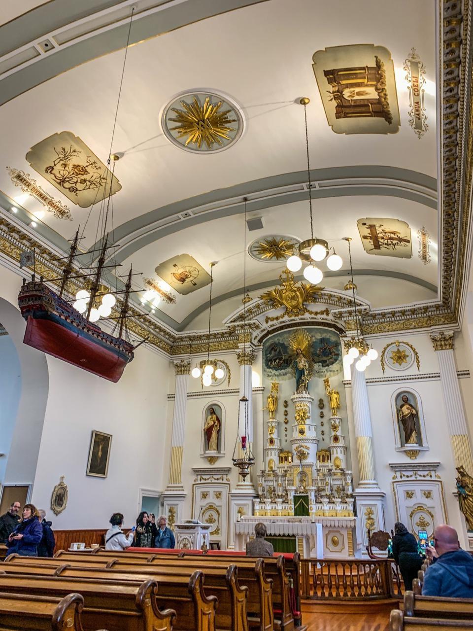 Notre-Dame-des-Victoires interior