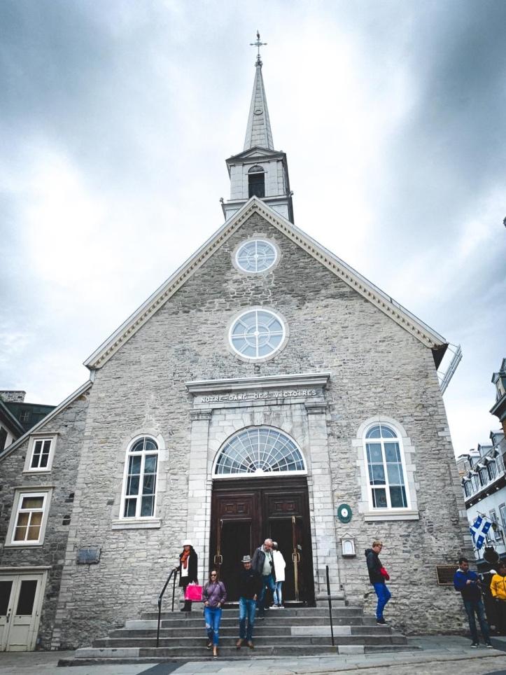 Notre-Dame-des-Victoires chapel