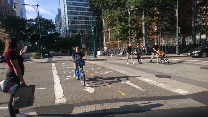 Cycling my way with NYC's CitiBike