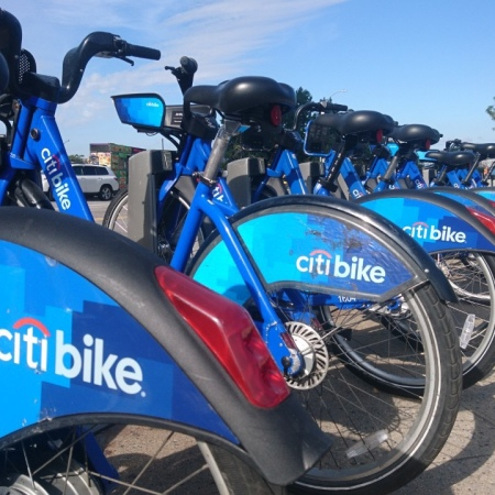 Citibikes of NYC